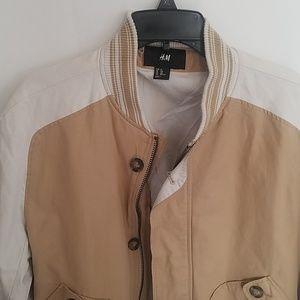 Men's H&M bomber Jacket